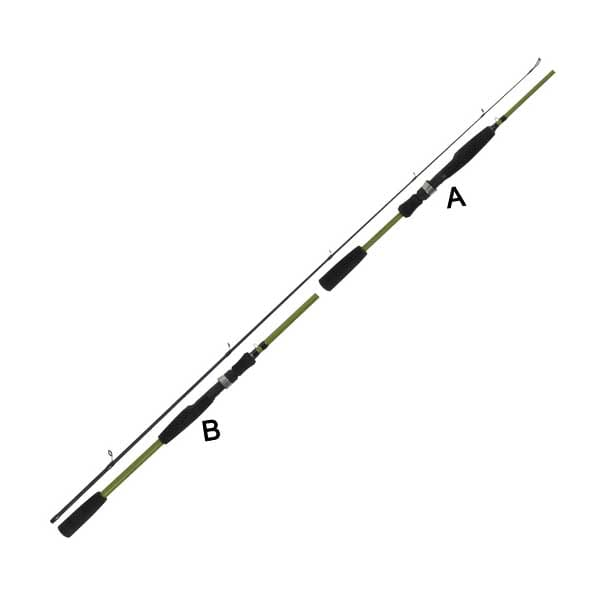 Maximus BUTCHER 24L 2,4m 3-15g lenght